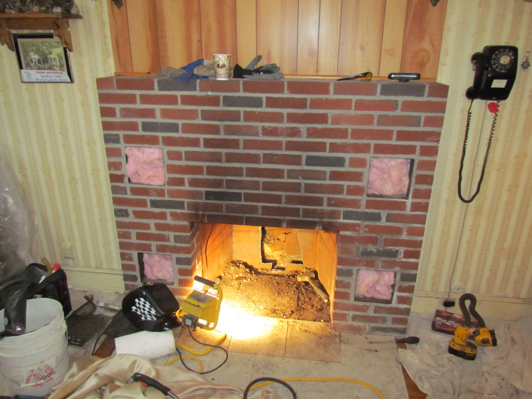fireplace restorations